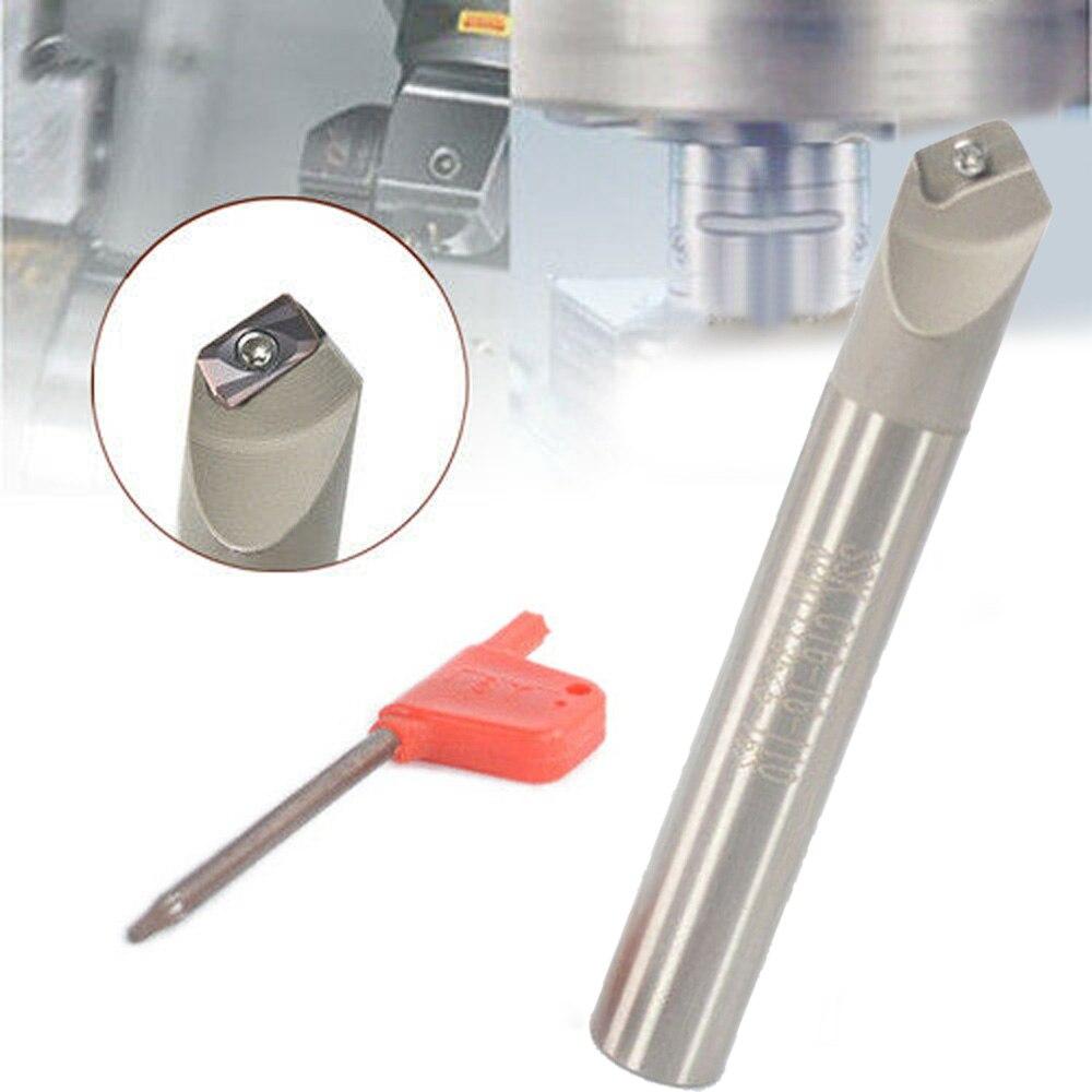 1PCS SSK C20-20-130 degrees centering chamfering cutter HOLDER 10PCS APMT1604