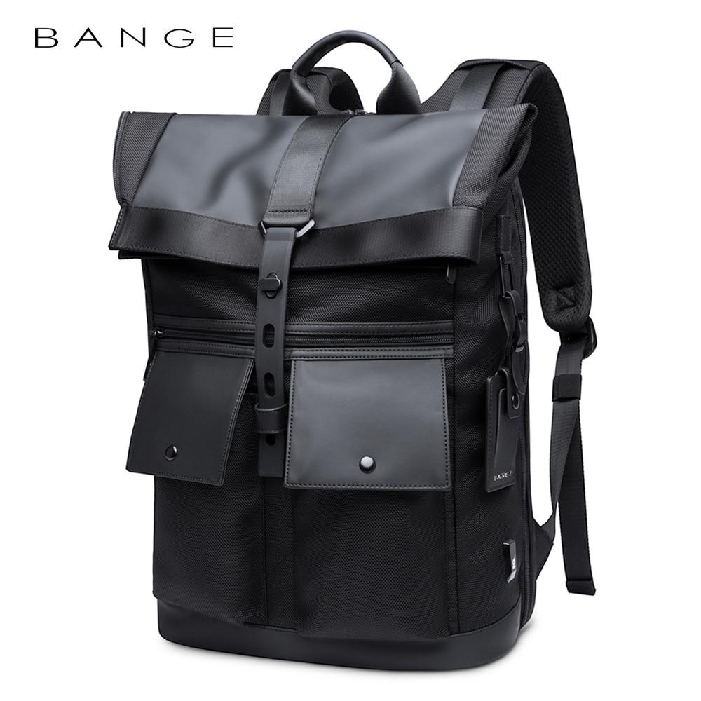 New Men 15.6inch Laptop Backpack Outdoor Travel Fashion Laptop Male Teenager Boys Women Student Collage Black School Bag Backbag