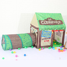 Tente jouet pour enfants, tente de jeu, château princesse en intérieur et en plein air, pour garçons et filles, maison de jeux, boule, piscine, fosse