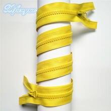 90 см (355 дюйма) 2 шт резиновая двойная молния для одежды или