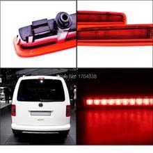 2x High Auto Level Car Third Brake Light Barn Door Rear Mount Stop Lamp for VW T5 T6 MULTIVAN CARAVELLE 03-16