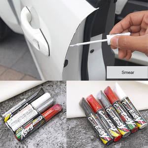 4 Styles Car Fill Scratch Repair Paint Pen Care Car styling Paint Repair Fix Tool Auto Painting Scratch Clear Remover for car