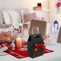 1 rollo de listón de Navidad Adorable de poliéster, cinta decorativa para regalo DIY