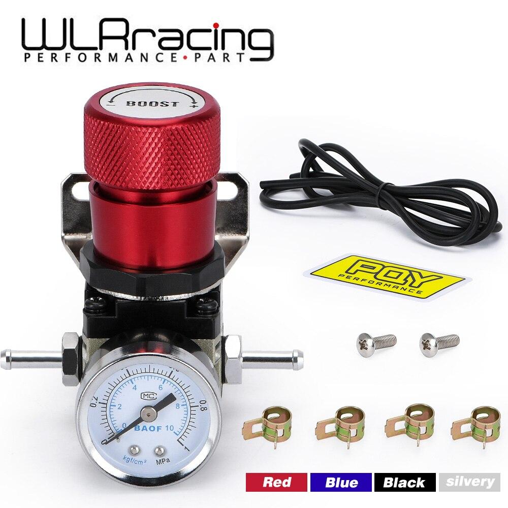 WLR RACING - T2 Универсальный регулируемый ручной манометр Turbo Boost Controller 1-150 PSI JDM для SR20DET SR WLR5811
