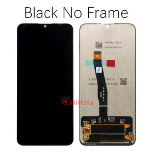 Image 3 - HiHolla Display For Huawei P Smart 2019 LCD Display Touch Screen Digitizer P Smart 2019 LCD With Frame Replace POT LX1 L21 LX3