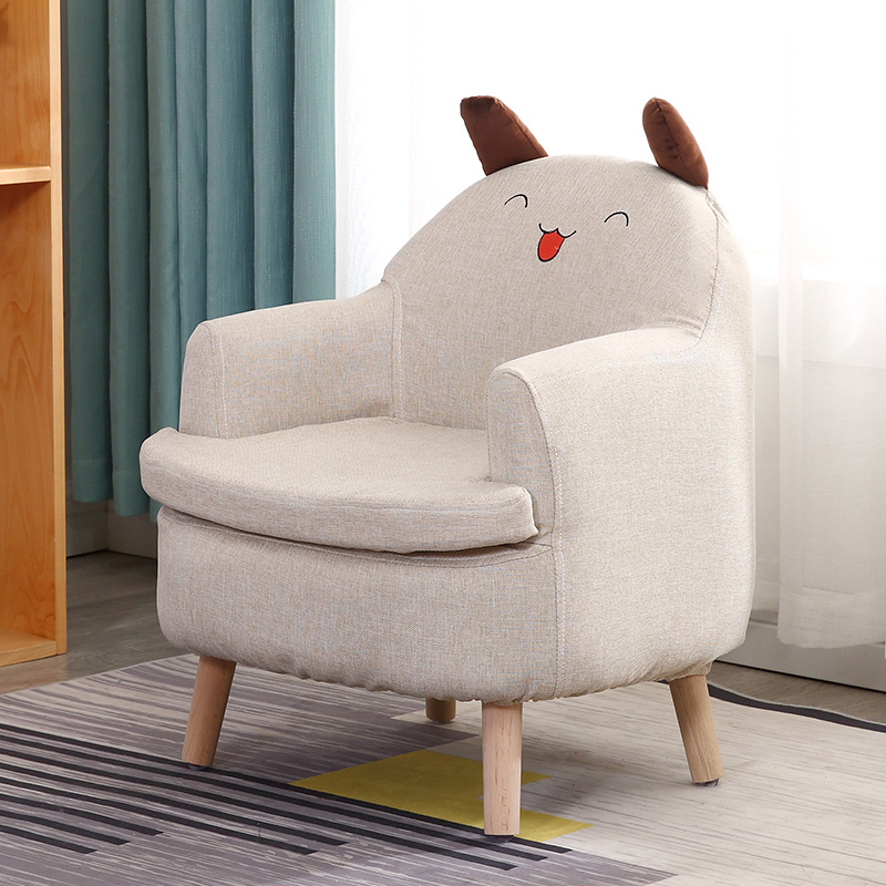 Children's Sofa Girl Princess Baby Sofa Chair Lazy Cute Sofa Boy Reading Cartoon Small Sofa Seat