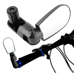 Велосипедное Зеркало заднего вида с поворотом на 360 градусов, регулируемые широкоугольные велосипедные зеркала заднего вида для горных и д...