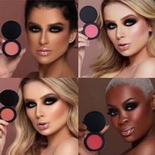 Beauty Glazed Face Blush Concealer Foundation Powder Long Lasting Peach Make up Waterproof Matte Shimmering Blush Palette ePacke
