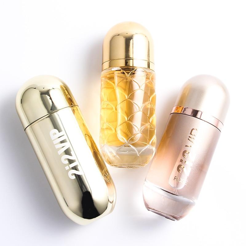 JEAN MISS Perfumed Women 80ML Sexy Female Fragrance Spray Deodorant Fashion Glass Bottle Flowers Long Lasting Deodorization