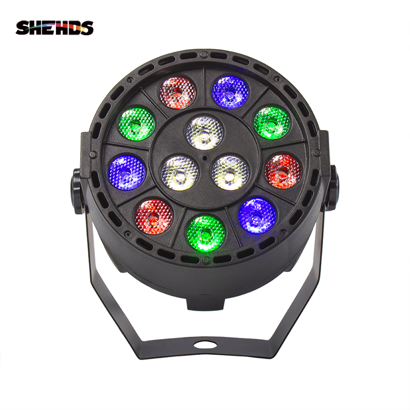 Led Par Light 12x3W DJ Party Lights RGBW Disco Effect Stage Lighting With 8 Channels Decoration For Decoration Sound Active