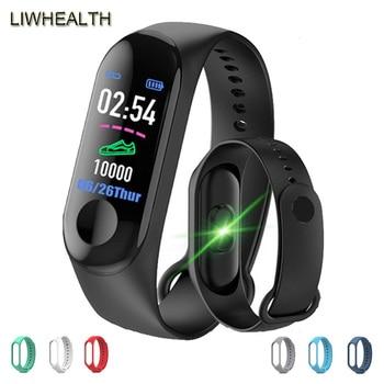 Reloj inteligente barato para hombres/mujeres/niños reloj inteligente paso Fitness reloj inteligente para APPLE/Xiaomi/Huawei PK ajuste Bits/mi Band 4 no