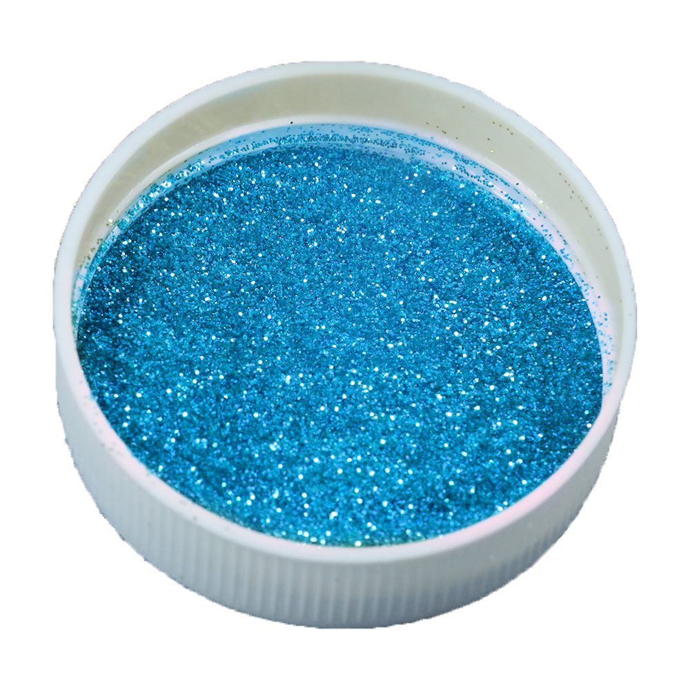 50g Blue Color Glitter Powder Pigment Coating Acrylic Paint Powder For Paint Nail Decoration Car Arts Crafts Mica Powder Pigment