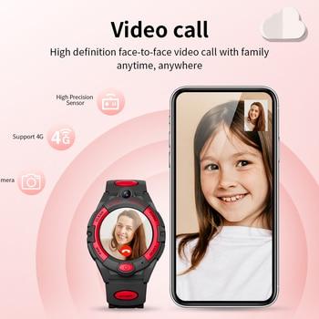 Детские смарт-часы LEMFO i10