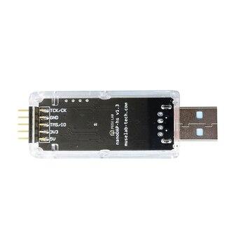 D-A-PLink high-speed emulator debugger programming downloader high-speed D-A-P support STM32 ultra J-Link V9 фото