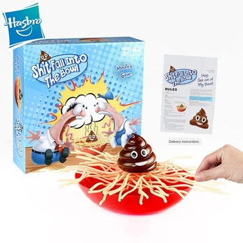 Hasbro Remove noodles Board game toys leisure parent-child interactive games party toys shark bite game funny toys desktop fishing toys kids family interactive toys board game