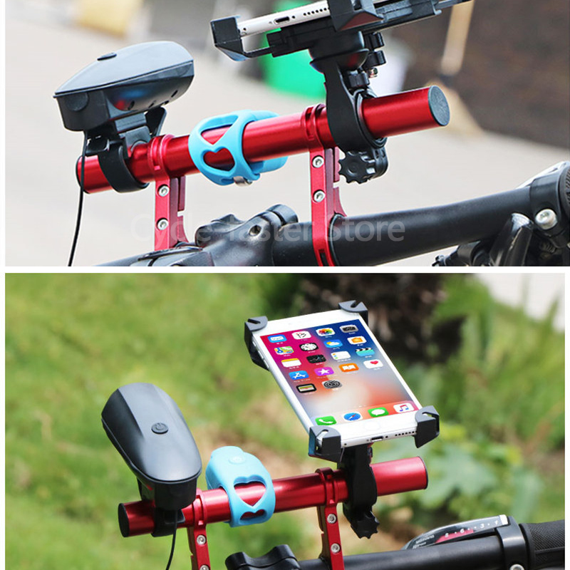 Aluminum Alloy Handlebar Extender For Xiaomi Scooter Ninebot Es1 Es2 Bicycle New