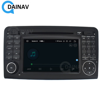 2DIN Android Car radio For Benz ML W164 X164 ML350 ML300 GL500 ML320 ML280 GL350 car stereo GPS navigation DVD player image