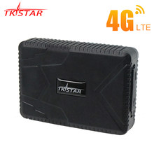4g tk915 gps tracker carro 3g 4g gps localizador 10000mah ímã ip65 gps rastreador de carro alerta vida livre app pk tk905