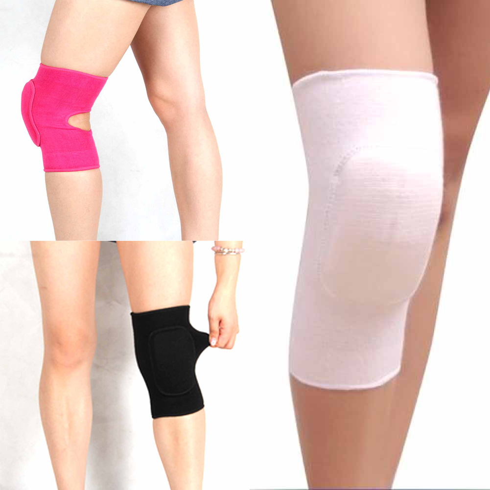 1 Piece Cotton Children Dance Knee Protector Pad Elastic Breathable Kneepads Relief Prevent Arthritis Knee Guard Sports Support