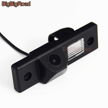 BigBigRoad For Chevrolet Cruze Lacetti HRV Spark Epica Lova Car HD Rear View Parking CCD Camera Waterproof Night Vision броши evora 618579 e