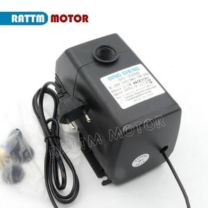 Image 4 - 1.5KW chłodzony wodą silnik wrzeciona ER11/ 24000 obr./min i 1.5kw falownik VFD 220V i 80mm zacisk i 75W pompa wodna/rury z 1 zestawem tulei