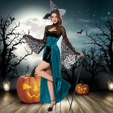 Sexy Halloween Costume Witch Costumes Anime Cosplay