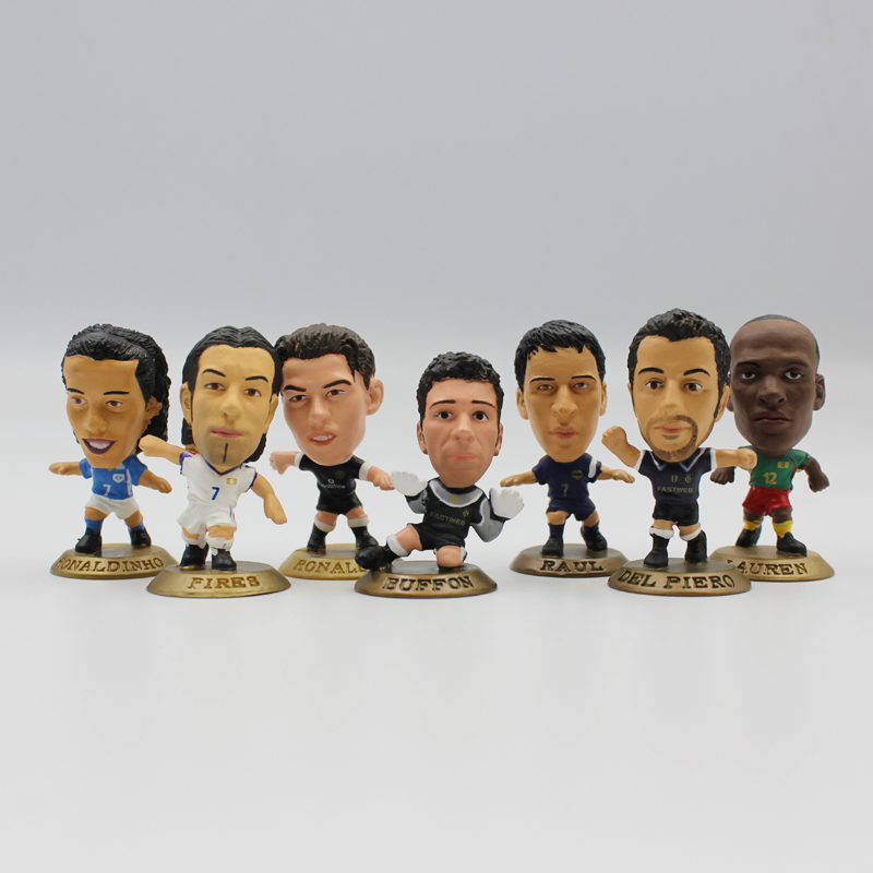 7pcs/lot Player Dolls 2 Inch 5cm Figurine Toys