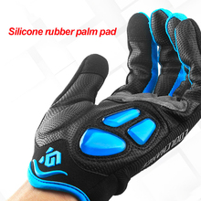 Touch Screen Men's Cycling Gloves GEL Pad Full Finger Bike Bicycle Gloves MTB BMX Road Mountain Bike Bicycle Glove coolchange winter cycling gloves touch screen gel bike gloves sport shockproof mtb road full finger bicycle glove for men woman