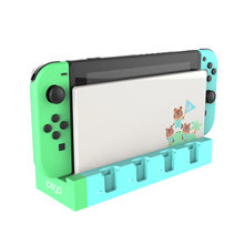 2020 Switch Joy Con Controller Charger Dock Stand Station Holder for Nintendo Switch NS Joy-Con Game Support Dock for Charging