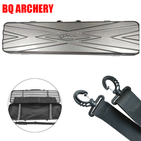1pc Archery Recurve Bow Case Takedown Hunting Bow Box Recurve Bow Bag Bow And Arrow Outdoor Sports Hunting Shooting Accessories
