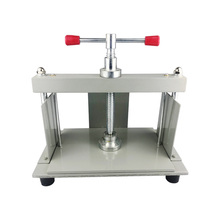Manual and Durable A4 Size Flattening Machine Book Press Machine for Bills, Account Books and Books books for living