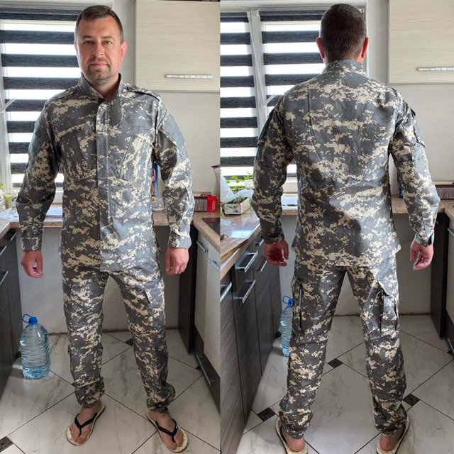 HAN WILD Multicam Camouflage Male Security Military Uniform Tactical Combat Jacket Special Force Training Army Suit Cargo Pants 6
