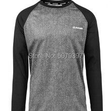 Camisa para motocross bmx mtb, camisa de ciclismo downhill mx dh, nova, 2019