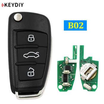 5Pcs/Lot Original B Series KD Remote Control Car Key for KD Machine KD900 KD900+ URG200 KD-X2 Mini KD B12-3 B01-3 B07 B11 B02