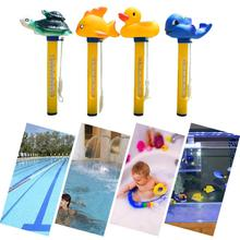 Floating Thermometer Swimming Pool for Bath Water Spas Hot Tubs Aquariums Fish Ponds