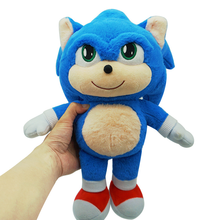 Toy Plush-Doll Sonic Stuffed Soft Gift Home-Decration Kids Cartoon for 35cm New