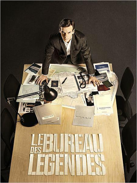 傳奇辦公室 第一季 Le Bureau des Légendes Season 1
