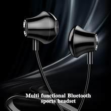 Yeni S6 Bluetooth kulaklık G02 spor stil boyun asılı boyun koşu tipi asılı tip Stereo kablosuz sınır ötesi Bina c5L6