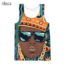 Popular Rapper Biggie Smalls Tank Top Bodybuilding Tanktop Sleeveless Biggie Smalls Sunglas