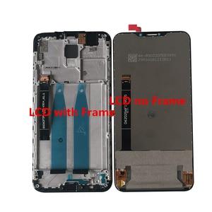 """Image 5 - Original 6.2 """"pour Meizu X8 X 8 Axisinternational LCD écran daffichage + écran tactile numériseur pour Meizu X8 M852H LCD cadre daffichage"""