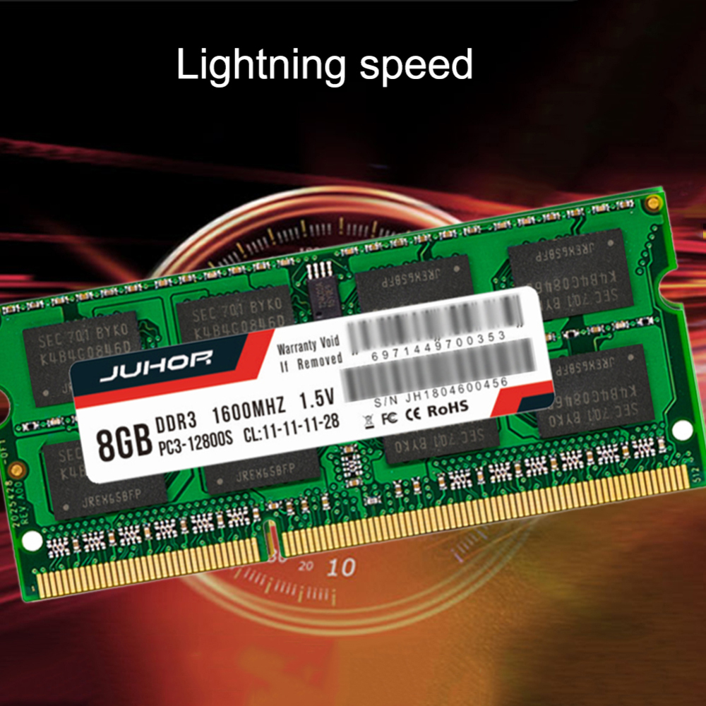 <font><b>Ram</b></font> DDR4 DDR3 DDR3L Interface Type 260pin Memory Voltage 1.2V memory <font><b>ram</b></font> 4GB/<font><b>8GB</b></font> 1600/2400/2666/2133MHZ For <font><b>Laptop</b></font> Notebook image