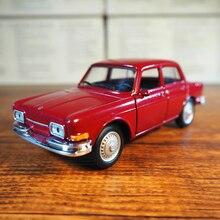 El nuevo modelo de coche Rojo alemán de Metal fundido a presión especial colección de juguetes para niños