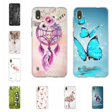 For ZTE Blade A530 Phone Case Soft TPU Silicone For ZTE Blade A530 Cover Cute Flowers Patterned For ZTE Blade A530 Bumper Shell song for orchid diamond soft clear imd tpu phone casing mobile smartphone cover shell case for zte blade x7