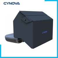 Cynova-cubierta de Control remoto para Dron Mavic Air 2/2 S/Mini 2, parasol para Monitor de teléfono, accesorio para DJI Mavic Air 2