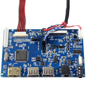 "Latumab 9.1 ""LQ091B1LW01 822x260 Industrielle Lcd-bildschirm mit/ohne LCD Controller Board für Auto Monitor / Raspberry Pi"