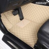 Custom Car floor mats For Kia Rio K3 K5 K7 Sportage Soul Cerato Forte Opirus Optima Sorento Carens Carnival Bongo3 Carnival foot