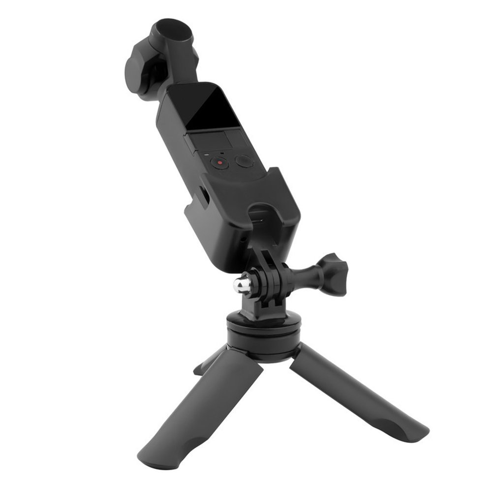 Для Osmo Pocket Ling Miao камера пластиковая подставка для расширения база для зарядки черная подставка держатель Зарядная база черный