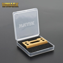 60PCS WMARK Ceramic Clipper Blade Hair Accessories Good Sharpness White Color High Strength Support Wholesale Can Customize