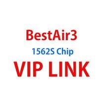 Link vip apenas bestair3 tws novo anc fones de ouvido airoha 1562s 12d super bass melhor qualidade v5.0 híbrido anc fones de ouvido