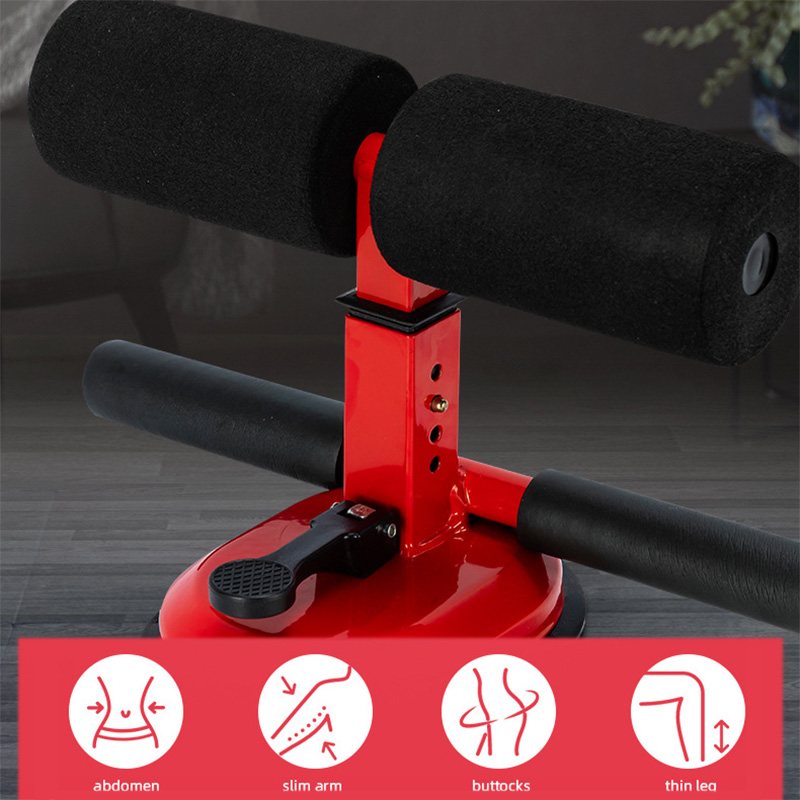 Details about  /Fitness Sit Up Bar Assistant Gym Exercise Device Resistance Tube Workout Bench